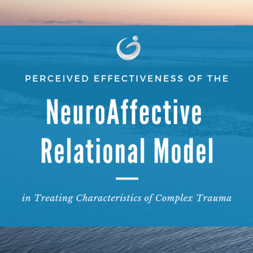 NARM Article - Perceived Effectiveness of the NeuroAffective Relational Model
