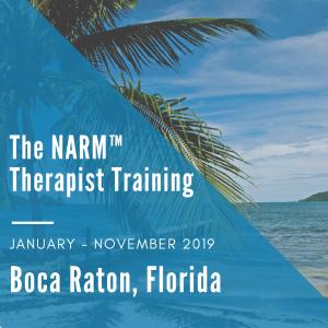 2019 Boca Raton NARM Therapist Training