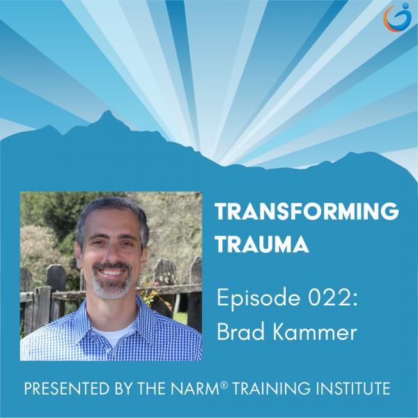 Episode 022: Intergenerational Trauma and Decolonizing Jewish Identity with Brad Kammer