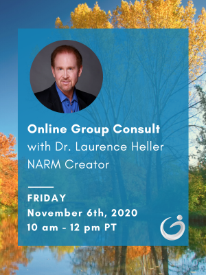 Online Group Consult with Dr. Laurence Heller NARM Creator (2)